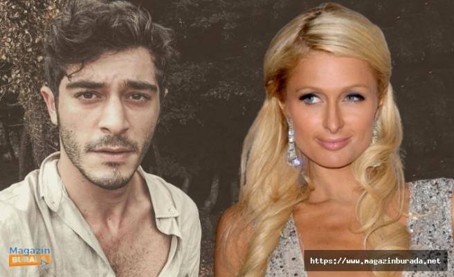 Burak Deniz'den Paris Hilton İtirafı! 'Benimle…'