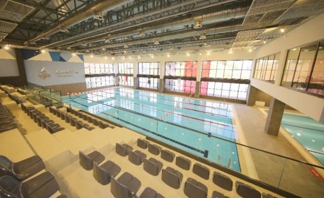 Çankaya'da Mustafa Kemal Atatürk Spor Merkezi açıldı
