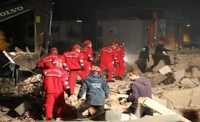 """""""Deprem travmasını en çok kurtarma ekipleri yaşıyor"""""""