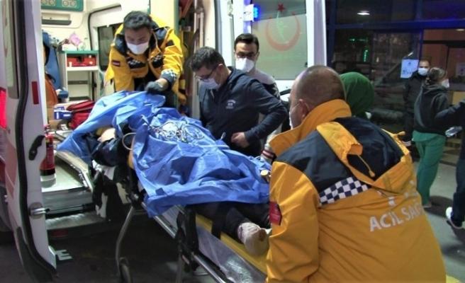 Depreme marketin kasasında yakalanan 3 kadını kısa mesaj kurtardı