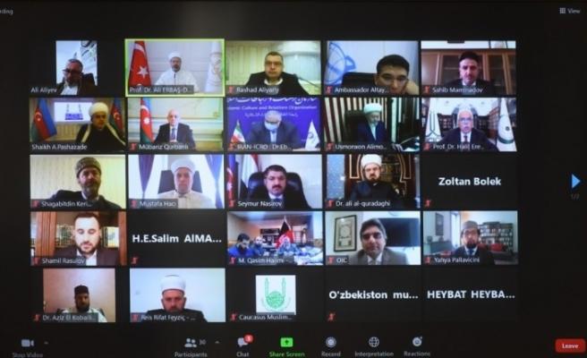 """Diyanet İşleri Başkanı Erbaş: """"Azerbaycan topraklarının işgalden kurtuluşu hepimizi sevindirmiştir, zaferimiz kutlu olsun"""""""