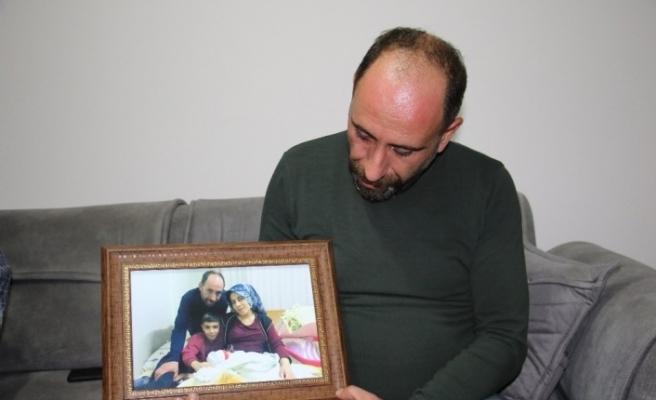 Elazığ depreminde en büyük acıyı yaşayan baba ilk kez konuştu