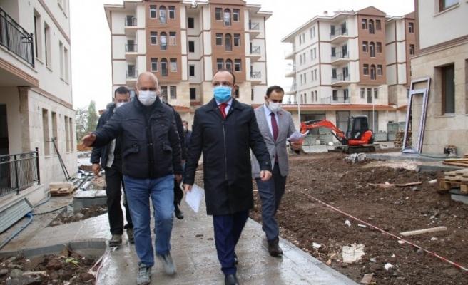 Elazığ'da dönüşüm sürüyor, binlerce konut hızla yükseliyor