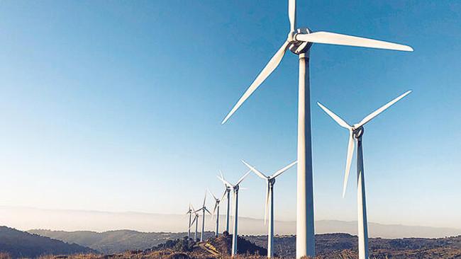 Elektrikte rüzgâr rekoru
