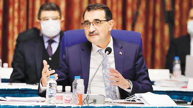 Enerji Bakanı Dönmez, Karadeniz'deki rezervin fizibil olduğunu söyledi: ''Gazı bulduğumuz gibi çıkarmasını da biliriz'
