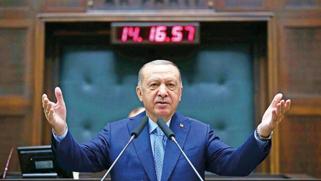 Erdoğan konuştu dolar sert düştü borsa rekor kırdı
