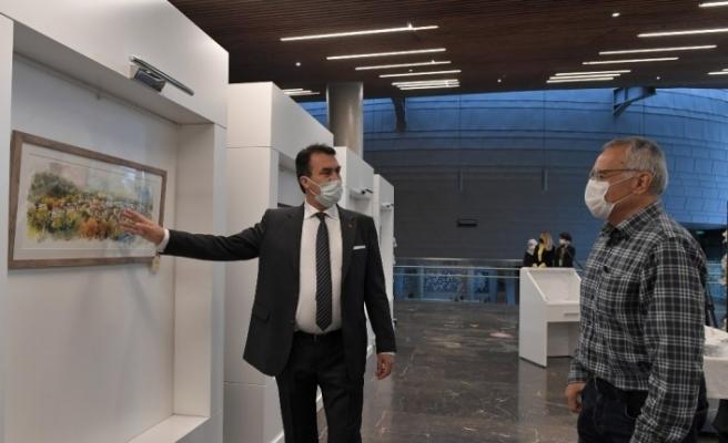Fetih Müzesi'nde eski Bursa sergisi