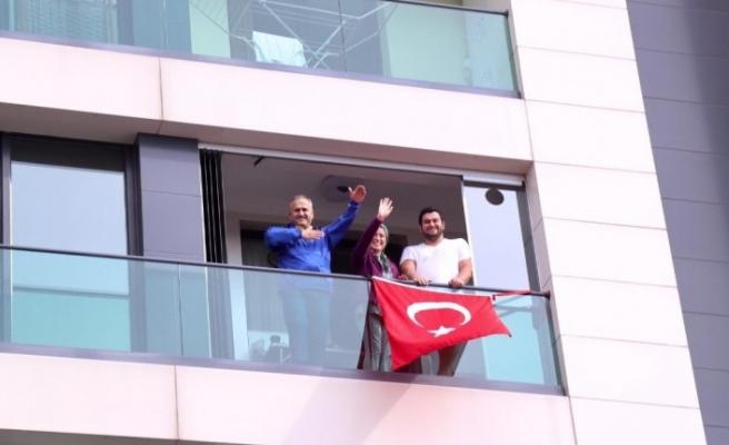 Gaziosmanpaşa'da 29 Ekim Cumhuriyet Bayramı coşkuyla kutlandı