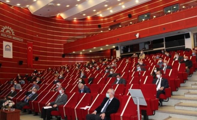 Gebze'de Kasım ayı meclisi tamamlandı