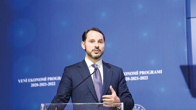 Hazine ve Maliye Bakanı Berat Albayrak: Türkiye üreterek büyüyor