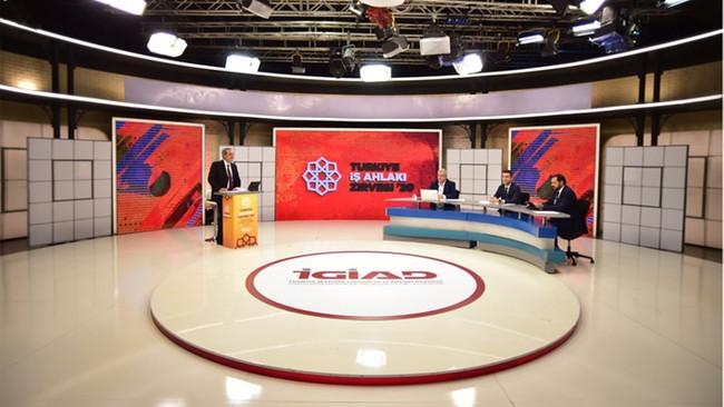 İGİAD Başkanı Karahan: 'Dijital Devrim'e zamanında geçilmeli