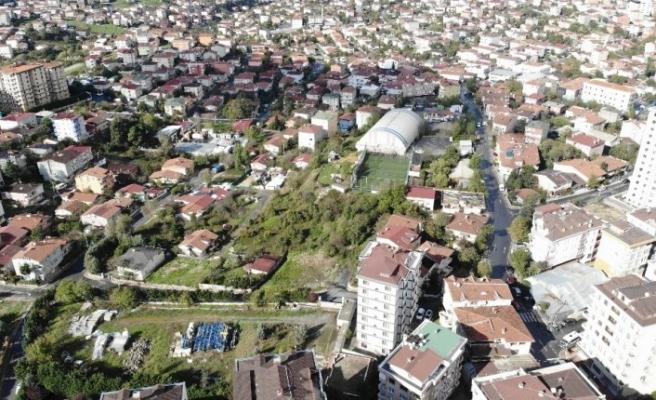 İstanbul Ümraniye'de Elmalıkent'in bir kısmı riskli alan ilan edildi