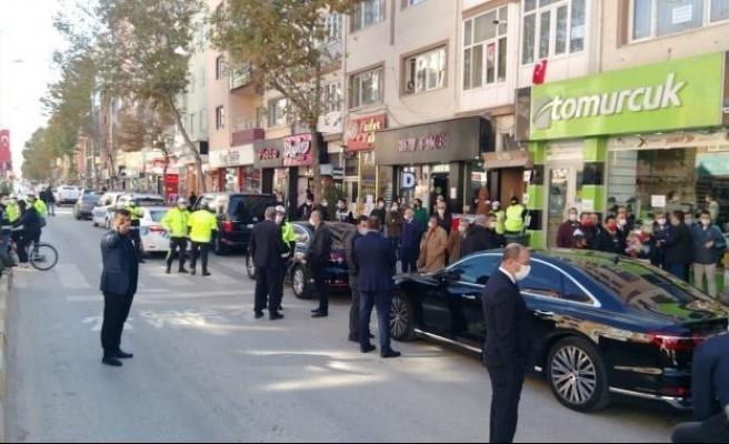 İYİ Parti Genel Başkanı Akşener, Bozüyük'te esnafı dinledi
