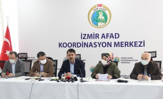 İzmir'de can kaybı 83 oldu