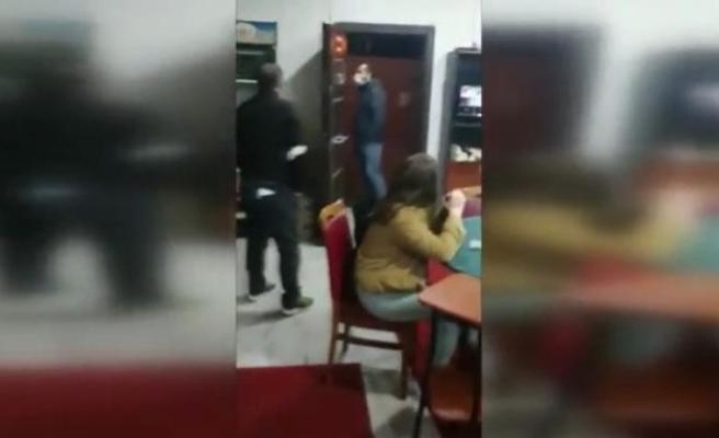 Kartal'da eğlence mekanına baskın: Şahıslara para cezası yağdı