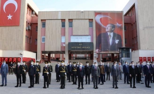 Mardin'de 29 Ekim Cumhuriyet Bayramı törenleri