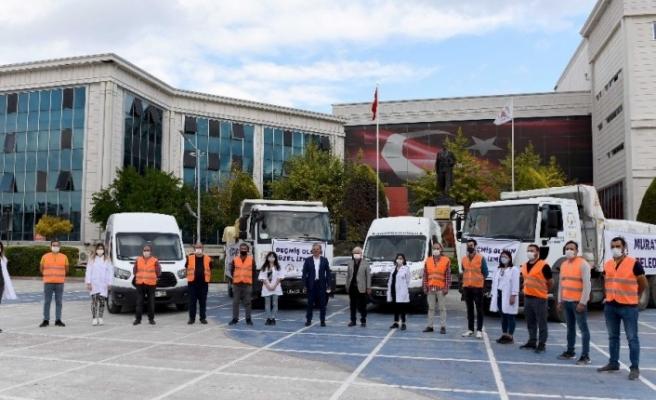Muratpaşa Belediyesi çocuklar için İzmir'e kreş ve oyun evi kuruyor