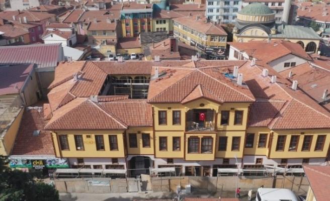 Osmanlı döneminde inşa edilen tarihi han turizme kazandırılıyor