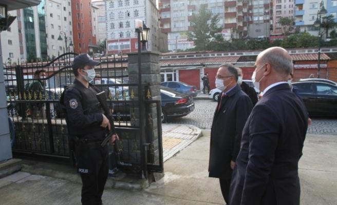 Rizeli Şehit Polisler karakolların isimlerinde yaşatılacak