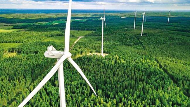 Rüzgâr veri tabanı kullanıma açıldı