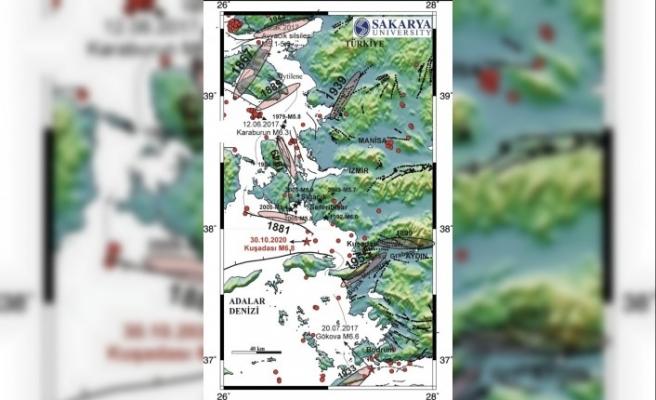Sakarya Üniversitesi depreme ilişkin değerlendirme raporu yayımladı
