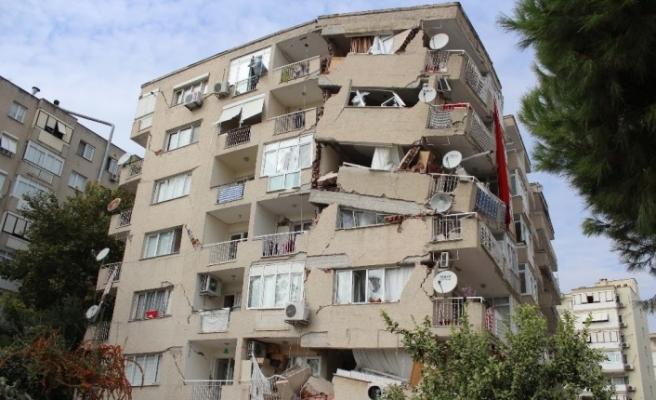 SAÜ İzmir depremine ilişkin yapı raporu hazırladı