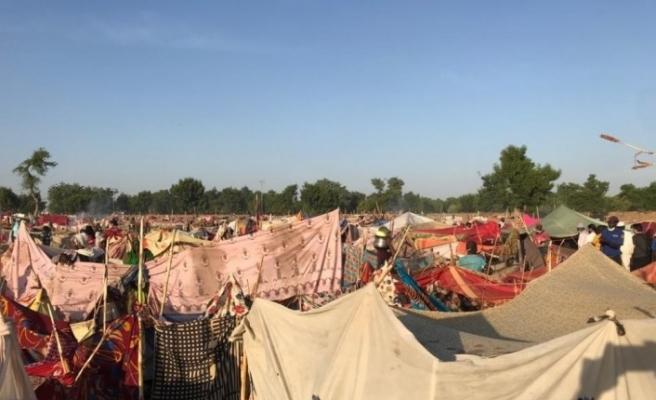 Selin vurduğu Çad acil insani yardım bekliyor