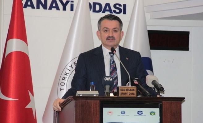 """Tarım ve Orman Bakanı Pakdemirli: """"Eskişehir'in 4 katı kadar bir alanı ağaçlandırdık"""""""