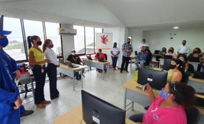 TİKA'dan Kolombiya'da kadınların güçlenmesine destek