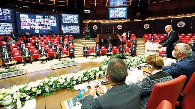 TOBB üyeleri Cumhurbaşkanı Erdoğan'a beklenti ve taleplerini iletti… İş dünyasından istikrar vurgusu