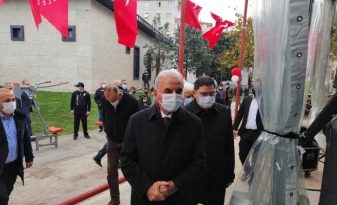 Ümraniye Elmalıkent'te riskli alan ilan edilen bölgede kentsel dönüşüm startı verildi