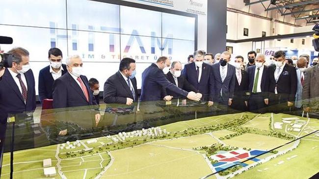 Yatırımcılar MÜSİAD EXPO'da buluştu
