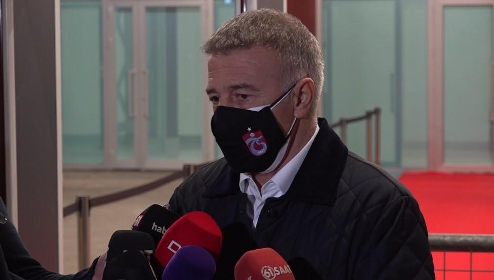 """Ahmet Ağaoğlu: """"Sıkıntılı bir durumumuz yok"""""""