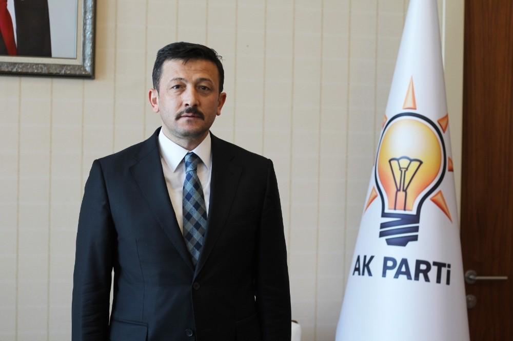 AK Partili Dağ'dan Z kuşağı açıklaması