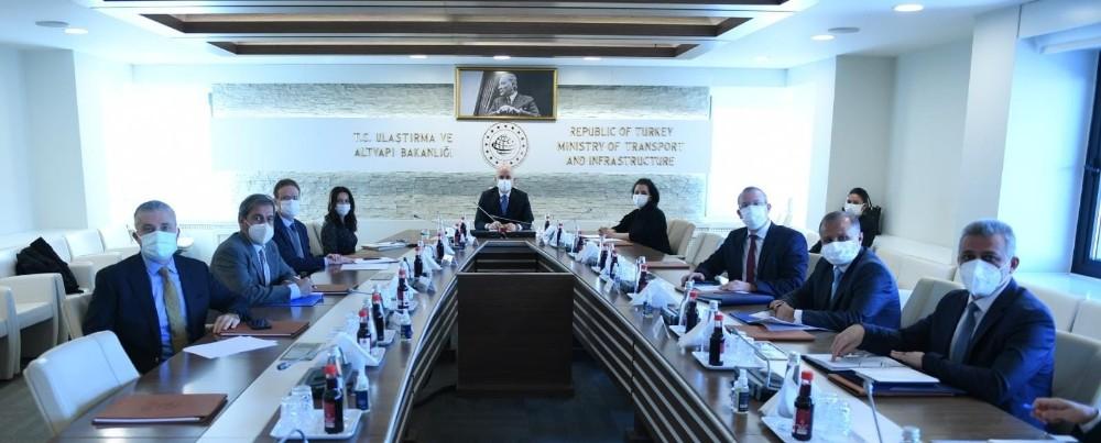 """Bakan Karaismailoğlu'ndan Kanal İstanbul açıklaması: """"En kısa zamanda işe başlamak için sabırsızlanıyoruz"""""""