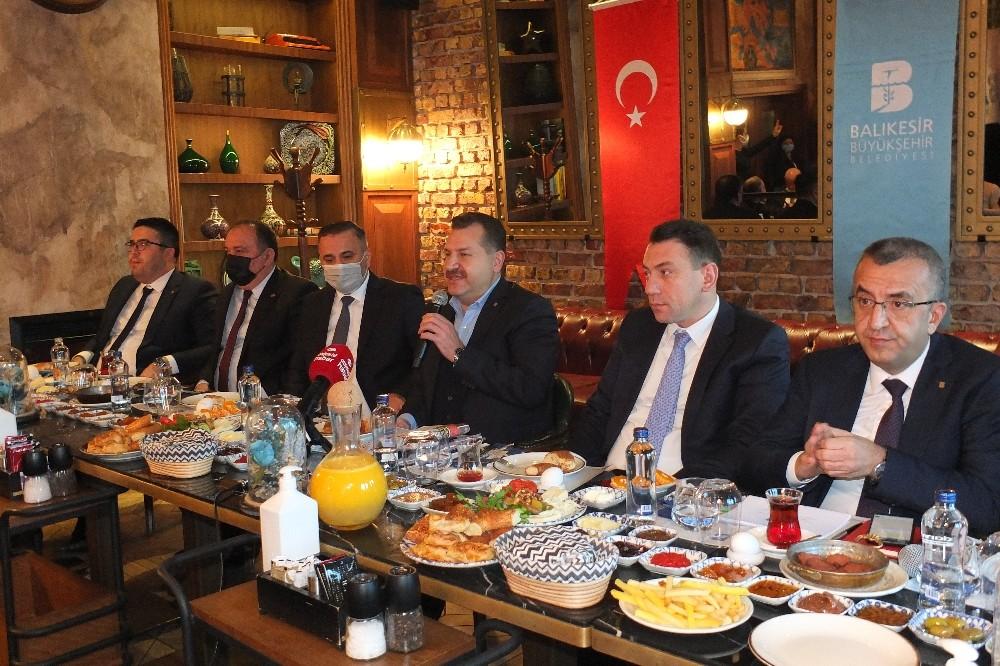 Başkan Yılmaz'dan Bandırma'ya yatırım müjdeleri