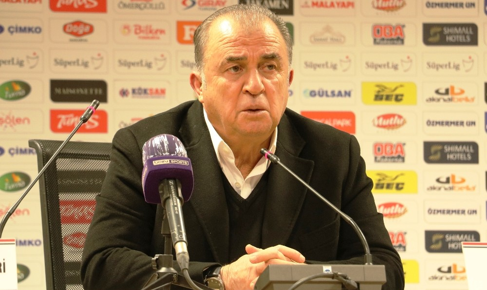 "Fatih Terim: ""İrfan Can, Galatasaray'da olursa memnun olurum"""