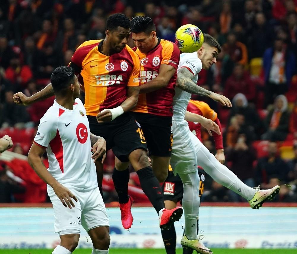 Galatasaray ile Gençlerbirliği 97. randevuda