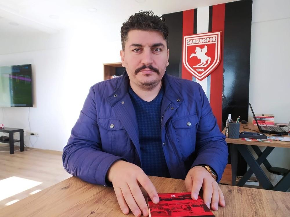 """Hasanpaşaoğlu: """"2021, Süper Lig'e dönüş yılımız olacak"""""""