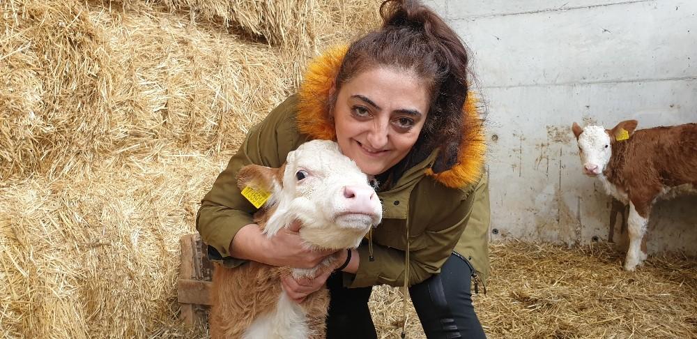 Kadın girişimci FAO projesiyle hayallerine kavuştu