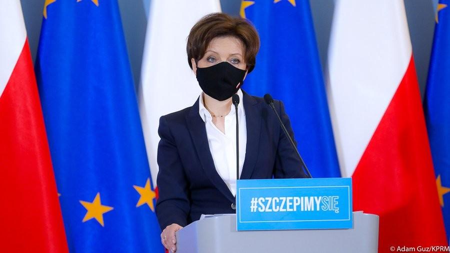 Polonya korona virüs önlemlerinde kısmi gevşemeye gidiyor