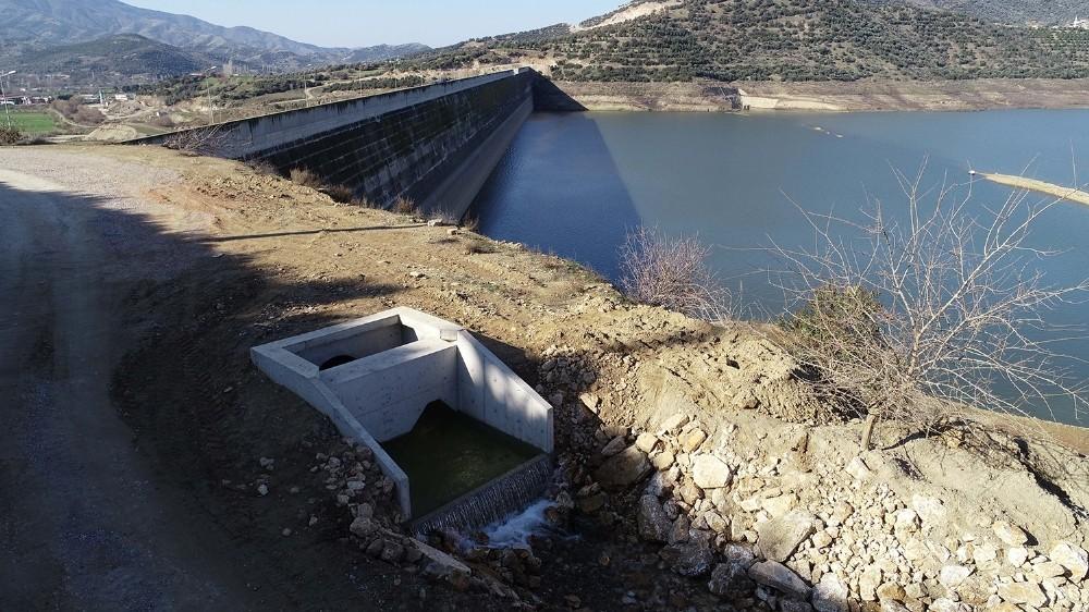 Son yağışlar İzmir'in barajlarına can suyu oldu, yeni bir uyarı geldi