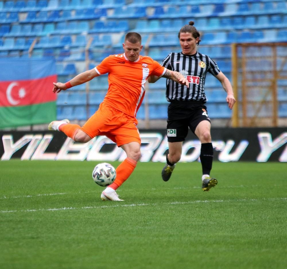 TFF 1. Lig: Adanaspor: 5 – Eskişehirspor: 2
