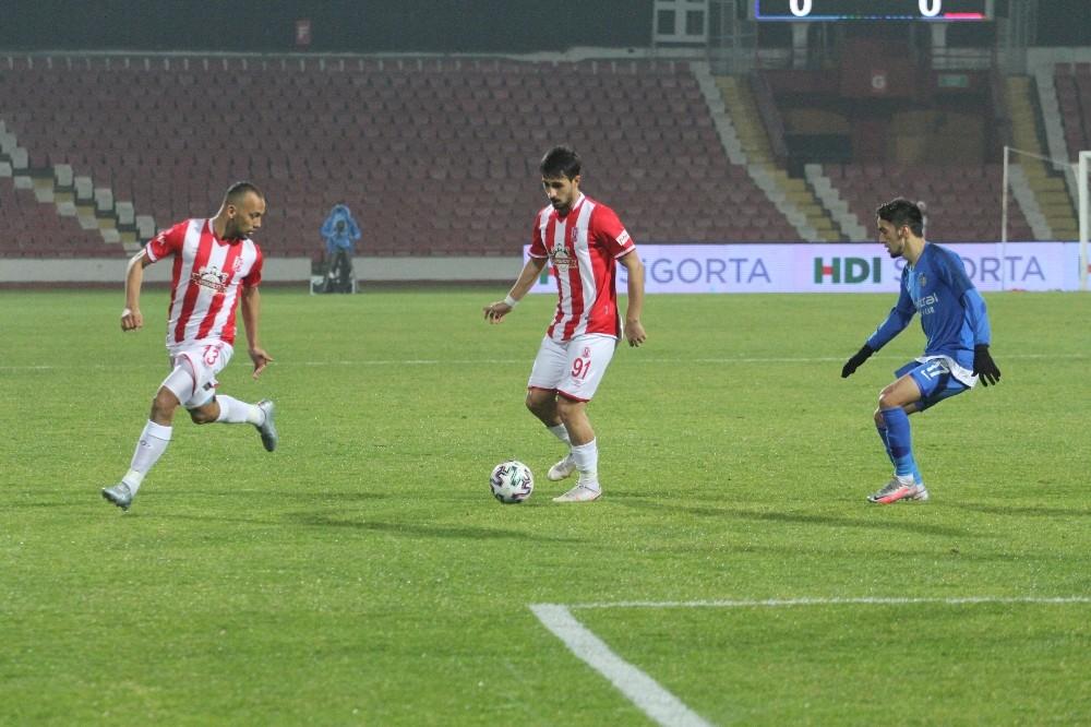 TFF 1. Lig: Balıkesirspor: 0 – Tuzlaspor: 2