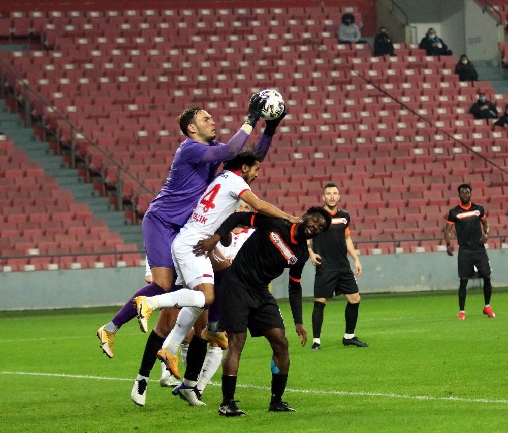 TFF 1. Lig: Samsunspor: 2 – Adanaspor: 1