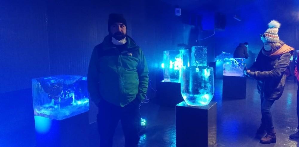 """Atabuz müzesinde """"Katı olan her şey buharlaşıyor"""" sergisi"""