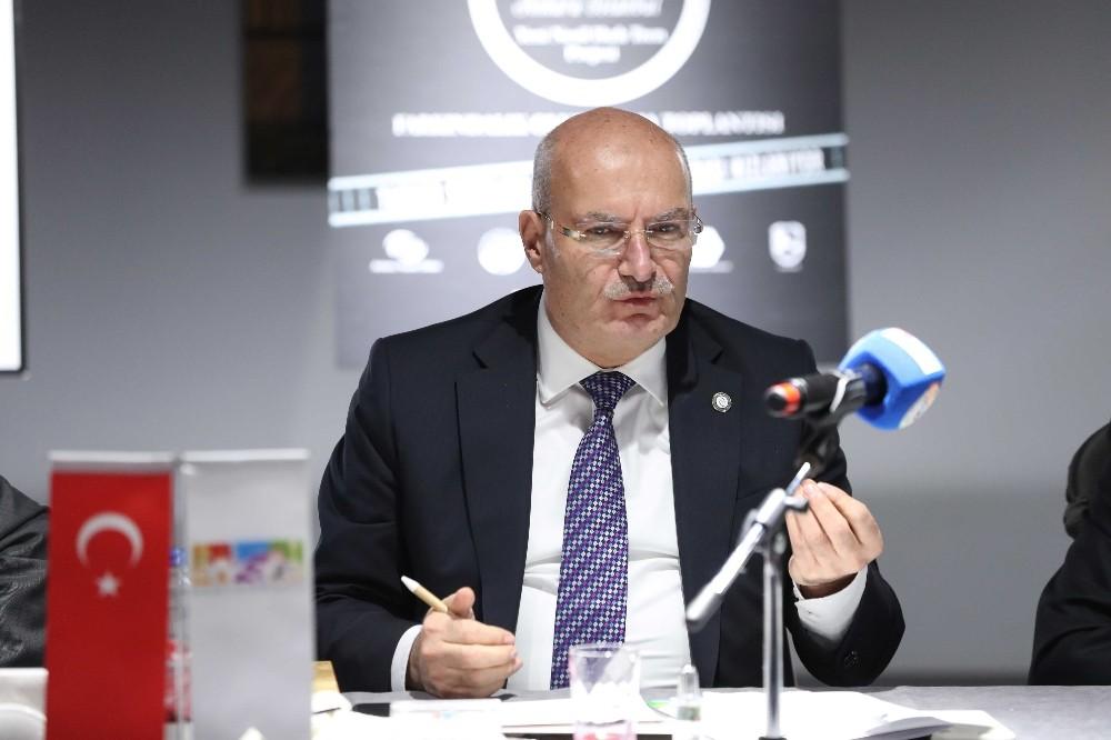 """ATO Başkanı Baran: """"Ankara'ya fayda sağlayacak projelerin destekçisi oluruz"""""""