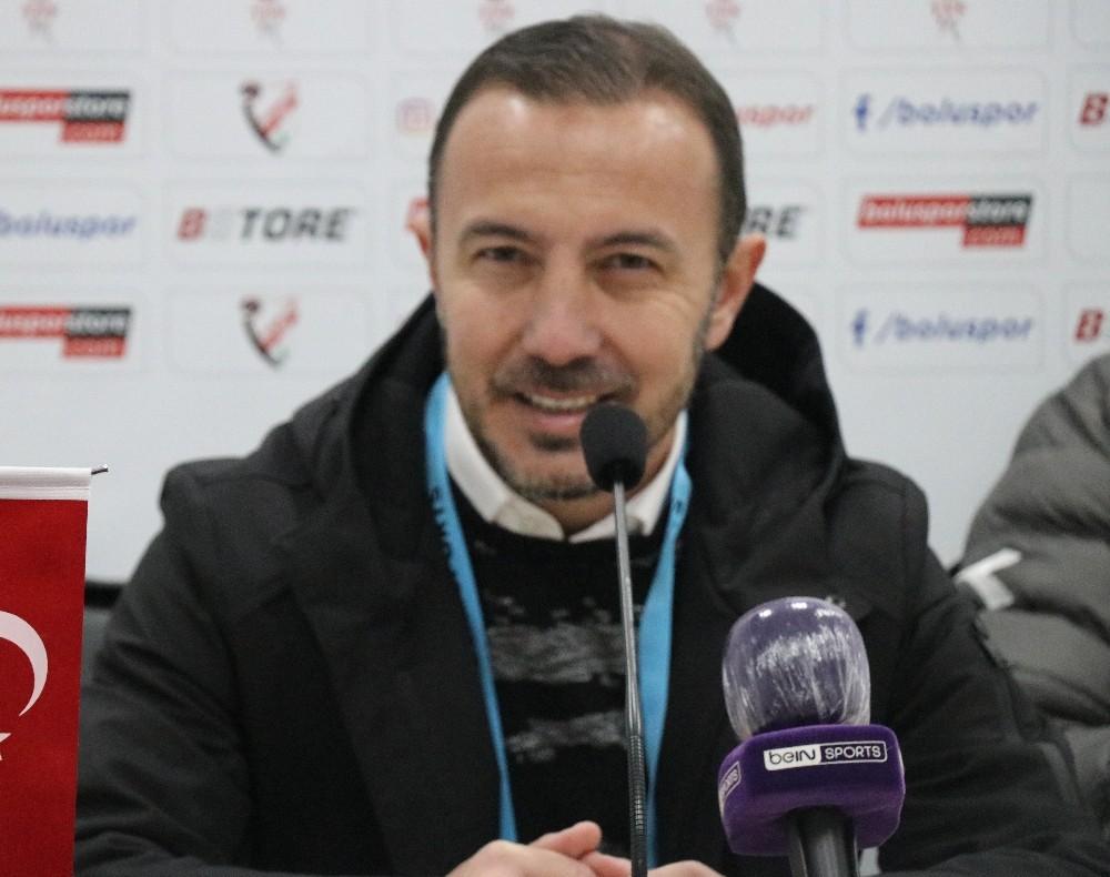 Boluspor – Adana Demirspor maçının ardından