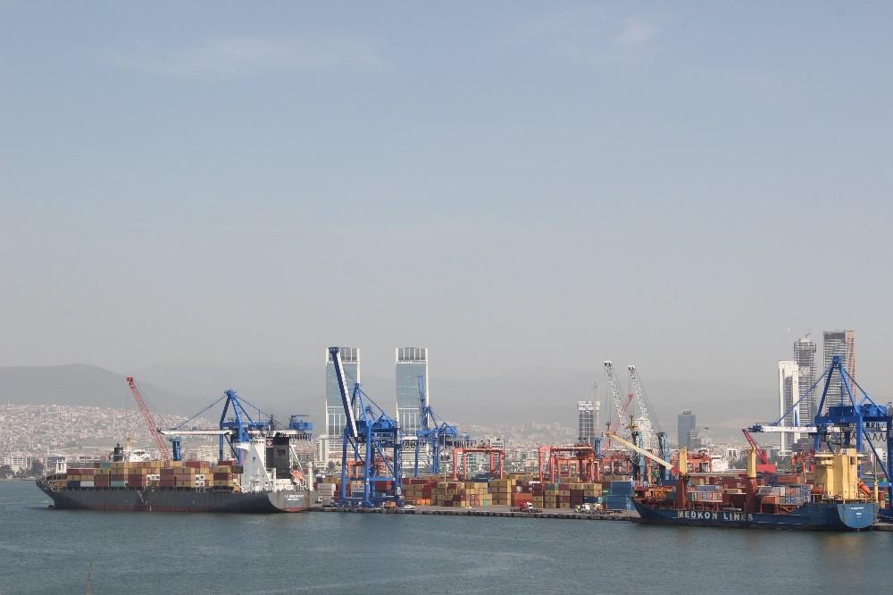 İzmir'in dış ticaret hacmi 20 milyar doları aştı