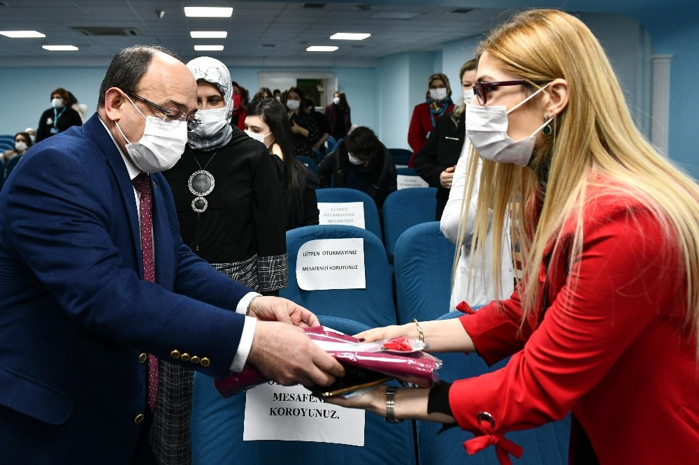 Ankara Büyükşehir Belediyesi 8 Mart'ta Başkentli kadınları buluşturdu